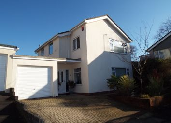 Thumbnail 4 bed detached house for sale in 4 Cunningham Close, Sketty, Swansea