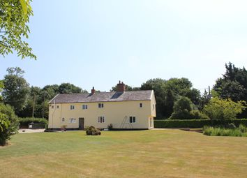 Thumbnail 4 bed detached house for sale in Poplar Farm, Worlingworth