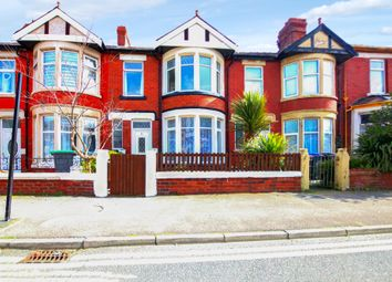 Thumbnail 3 bed terraced house for sale in St. Heliers Road, Blackpool