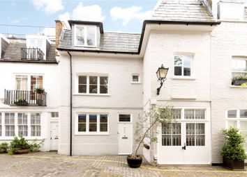 Thumbnail 3 bed mews house to rent in Kynance Mews, South Kensington, London
