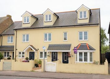Thumbnail 3 bed end terrace house for sale in Tankerton Road, Whitstable