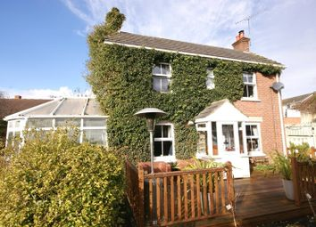 Thumbnail 3 bed detached house for sale in Warland Way, Corfe Mullen, Wimborne