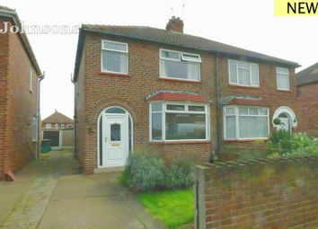 Thumbnail 3 bed semi-detached house for sale in Hill Top Crescent, Wheatley Hills, Doncaster.