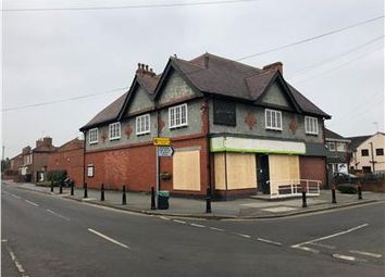 Thumbnail Retail premises for sale in 1, Rope Lane, Crewe, Cheshire