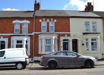 Thumbnail 2 bed terraced house for sale in Ashburnham Road, Abington, Northampton