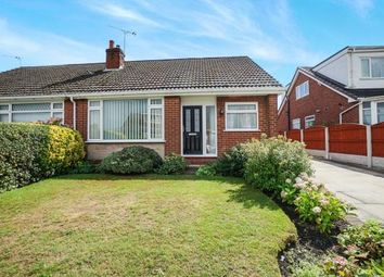 Thumbnail 3 bed bungalow for sale in Wensley Road, Lowton, Warrington, Greater Manchester