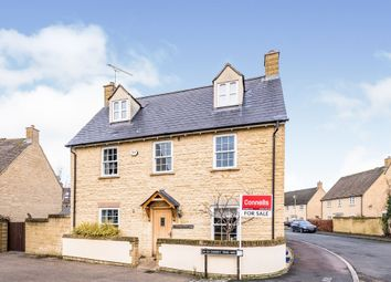 Thumbnail 6 bed detached house for sale in Cherry Tree Way, Witney