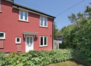Thumbnail 3 bed end terrace house for sale in Carrolls Way, Plymstock, Plymouth