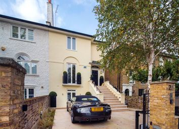 Thumbnail 4 bedroom property for sale in Hill Road, St John's Wood, London