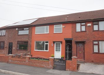 Thumbnail 3 bedroom terraced house for sale in Cordingley Avenue, Manchester