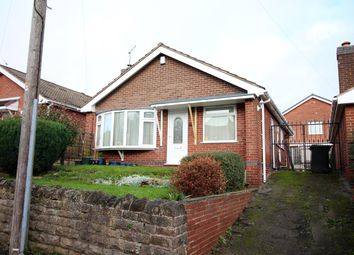 Thumbnail 3 bed detached bungalow for sale in Hardy Street, Kimberley, Nottingham