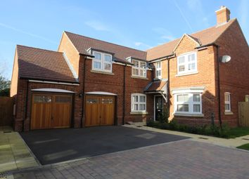 Thumbnail 4 bed property to rent in Taylor Close, Steeple Claydon, Buckingham
