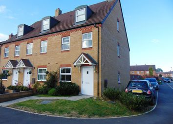 Thumbnail 3 bed terraced house for sale in Lily Walk, Evesham