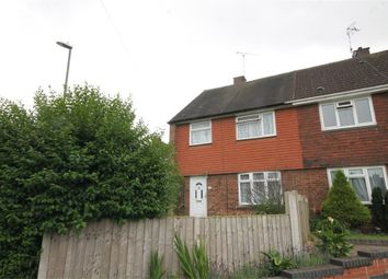 Thumbnail 3 bed end terrace house for sale in Mulberry Road, Coventry