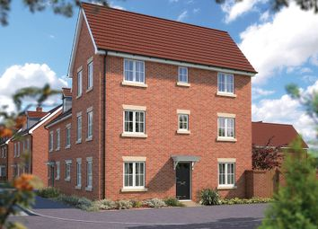 "Thumbnail 3 bed semi-detached house for sale in ""The Ferring"" at Seldens Mews, Seldens Way, Worthing"