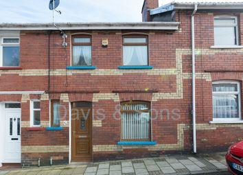 Thumbnail 3 bed terraced house for sale in Greenfield, Newbridge, Newport.