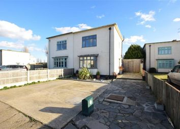 Thumbnail 2 bed semi-detached house for sale in Bata Avenue, East Tilbury, Essex