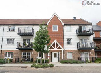 Thumbnail 1 bed flat for sale in Eden Road, Dunton Green, Sevenoaks, Kent