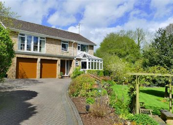 Thumbnail 4 bed detached house for sale in Wessington Park, Quemerford, Calne