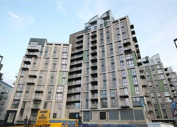Thumbnail 1 bed flat for sale in Sovereign Tower, London