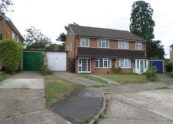 Thumbnail 4 bed semi-detached house to rent in St. Clair Close, Reigate