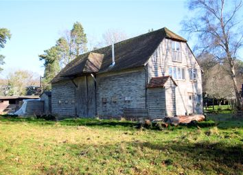 Thumbnail 5 bed barn conversion for sale in Pembley Green, Copthorne, West Sussex