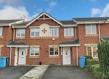 Thumbnail 2 bed terraced house for sale in Bushey Park, Kingswood, Hull