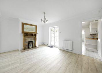 Thumbnail 3 bed terraced house for sale in St. Marys Road, Weybridge, Surrey