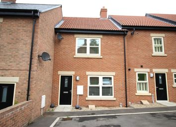 Thumbnail 3 bed terraced house for sale in Willoughby Park, Alnwick