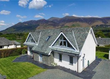 Thumbnail 4 bedroom detached house for sale in Lakes View, Portinscale, Keswick, Cumbria
