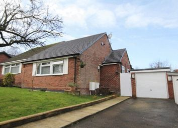 Thumbnail 2 bed semi-detached bungalow for sale in Wallgate Way, Gateacre, Liverpool