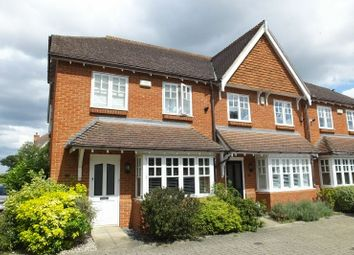 Thumbnail 3 bed terraced house for sale in Walnut Tree Place, Send, Woking