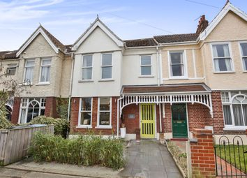 Thumbnail 4 bedroom terraced house for sale in Britannia Road, Norwich