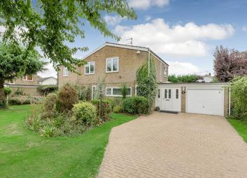 Thumbnail 5 bed detached house for sale in School Lane, Buckden, St. Neots, Cambridgeshire