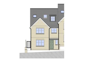 Thumbnail 4 bedroom semi-detached house for sale in Castle Rise, Rumney, Cardiff