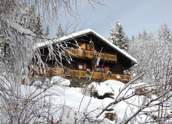 Thumbnail 4 bed chalet for sale in Les Gets, Haute-Savoie, Rhône-Alpes, France