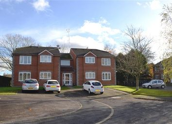 Thumbnail 1 bed flat for sale in Kingfisher Close, Madeley, Nr Crewe