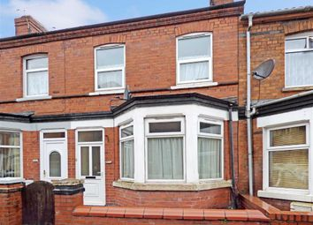Thumbnail 3 bed terraced house for sale in Lord Street, Crewe