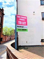 Thumbnail Parking/garage to rent in High Street, Hull