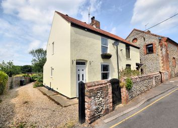 Thumbnail 2 bed semi-detached house to rent in Valley Lane, Holt