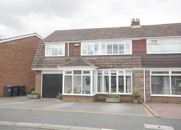 Thumbnail 4 bed semi-detached house for sale in Hilda Park, South Pelaw, Chester Le Street, County Durham