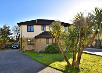 Thumbnail 3 bed semi-detached house to rent in Gwel Lewern, Eastern Green, Penzance, Cornwall