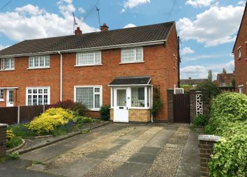 Thumbnail 3 bed property for sale in Rolleston Road, Wigston
