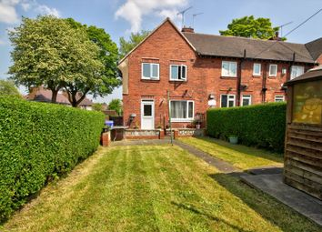 Thumbnail 2 bedroom end terrace house for sale in Southey Drive, Sheffield