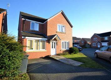 Thumbnail 4 bed detached house for sale in Brent Close, Newcastle-Under-Lyme
