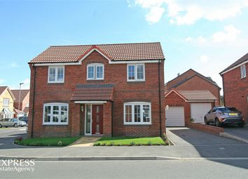 Thumbnail 4 bed detached house for sale in Malthouse Mews, Pontefract, West Yorkshire