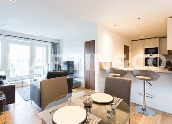 Thumbnail 2 bed flat to rent in Dashwood Apartments, Dickens Yard, Ealing Broadway