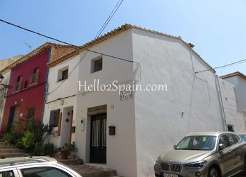 Thumbnail 2 bed town house for sale in Benidoleig, Alicante, Spain