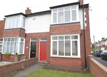 Thumbnail 3 bed end terrace house for sale in Park Road, Scarborough, North Yorkshire