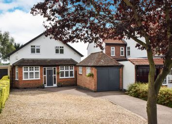3 bed detached house for sale in Station Road, Cropston, Leicester LE7